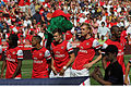 Arsenal vs Sunderland, 18 August 2012, Pre match 7.jpg