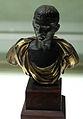 Arte romana con restauri moderni, busto 02 augusto.JPG