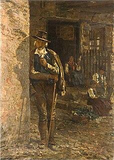Filippo Carcano Italian painter