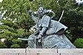 Asakusa - Shibaraku statue 02 (15144651254).jpg