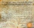 Asaph Leavitt Bissell Diploma.jpg