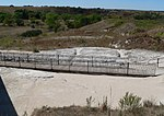 Ashfall Fossil Beds - 1978-79 quarry.JPG