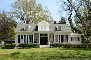 National Register of Historic Places listings in Lonoke County, Arkansas - Image: Ashley Alexander House
