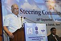 Ashok Gajapathi Raju Pusapati addressing at the inauguration of the 24th Steering Committee meeting of the Cooperative Development of Operational Safety & Continuing Airworthiness Programme – South Asia, in New Delhi.jpg