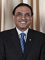 Asif Ali Zardari is the current President of Pakistan