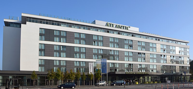 Atlantic Hotel Essen Parken
