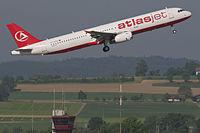 TC-ATH - A321 - Atlasjet