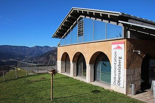 Außenansicht Dokumentationszentrum Obersalzberg
