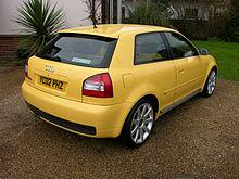 Audi a3 wikipedia audi s3 facelift altavistaventures Gallery