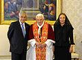 Audiencia privada con Su Santidad, el papa Benedicto XVI (5494392400).jpg