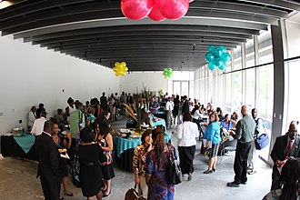 August Wilson Center for African American Culture - The 2009 grand opening