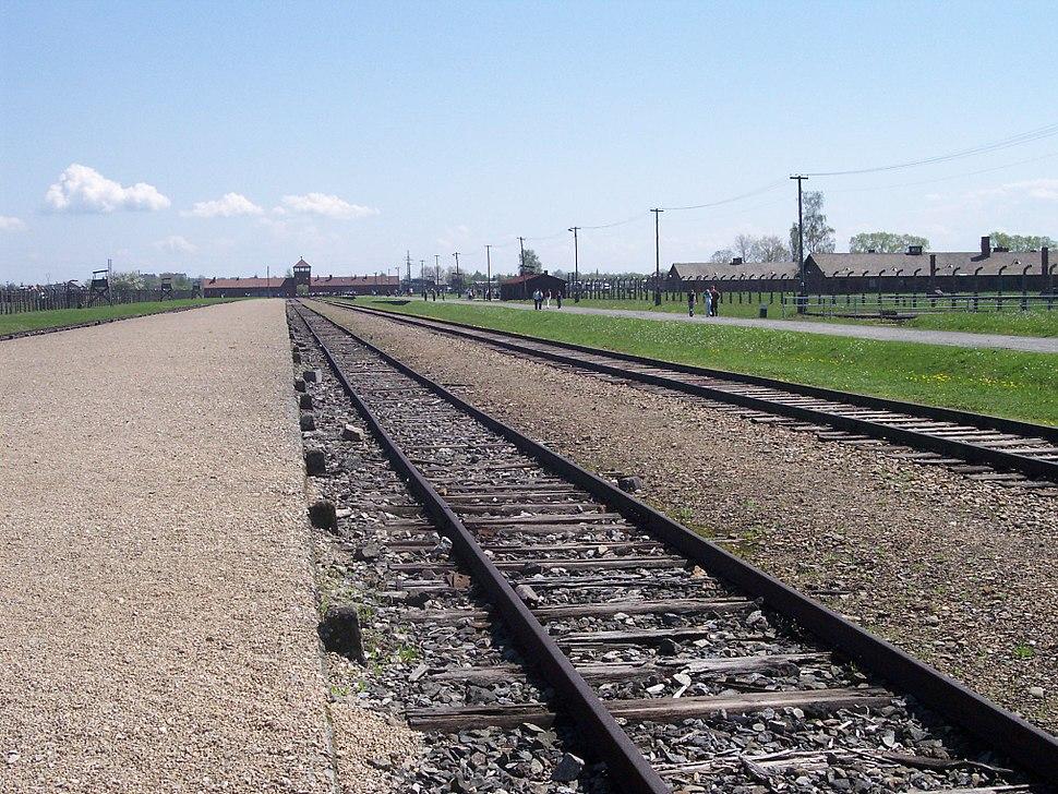 Auschwitz II Birkenau 12