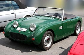 Image illustrative de l'article Austin-Healey Sprite