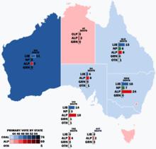 2016 Australian federal election - Wikipedia