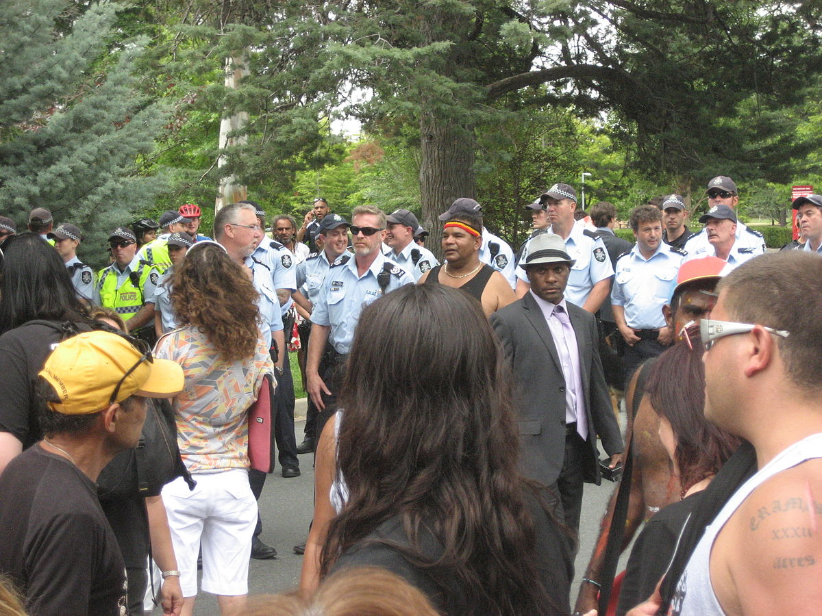 australia day 2012 protests