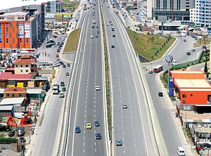 Autobahn-Alb