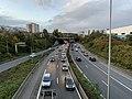 Autoroute A86 vue depuis Avenue Faidherbe Rosny Bois 1.jpg