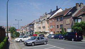 Auderghem - Image: Avenue Jean Van Hoorenbeeck 2
