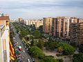 Avinguda de Blasco Ibáñez de València, País Valencià.jpg