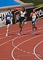 Aviva 2010 UK Athletics Championships - Nick Leavey - Somto Eruchie - Chris Clarke.jpg
