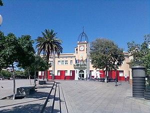 Santa Coloma de Gramenet - Town Hall.