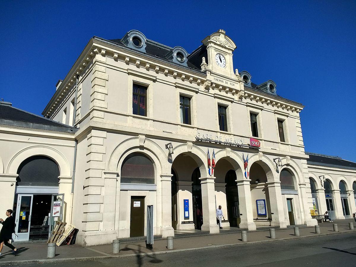 Gare de meaux wikip dia - Horaire m1 meaux ...
