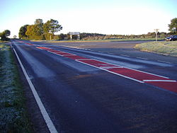 B1145 Junction with the A1065.JPG