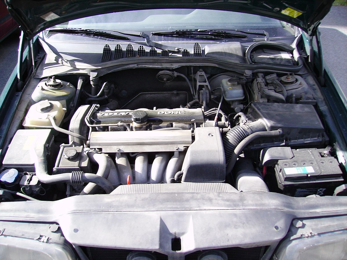 Volvo Modular Engine Wikipedia 2007 S60 Wiring Diagram