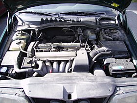 Volvo 2.5t engine