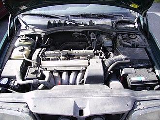 Volvo Modular engine - Image: B5252S
