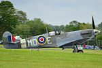 BBMF Spitfire AB910 at RAF Fairford July 2012 Flickr 7584556522.jpg