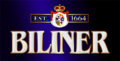 BILINER mineral water logo.png
