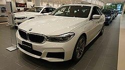 BMW 6-Series GT M-Sport, Front View.jpg