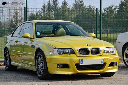 BMW 3 Series (E46) - Wikiwand