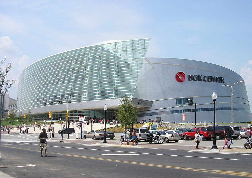 BOK Center faccade