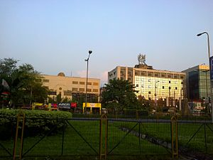B. P. Poddar Institute of Management & Technology - BPPIMT, VIP Road Campus