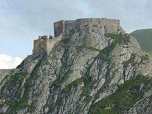 Babak Fort - Image: Babak Fort panoramio (1)