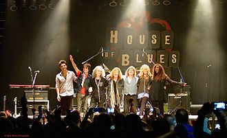 The Babys - The Babys - shown after 2015 House of Blues Show