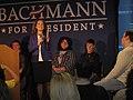 Bachmann at Drake University 014 (6353989571).jpg