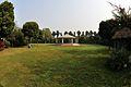 Back Gargen with Pavilion - Prayas Green World Resort - Sargachi - Murshidabad 2014-11-29 0206.JPG