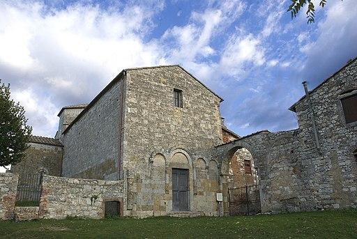 'Abbazia di Santa Maria Assunta a Conèo