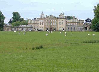 Badminton House - Badminton House in 2007.