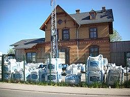 Bahnhof Mommenheim