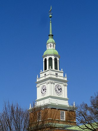 Dartmouth College - Baker Memorial Library