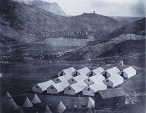 James Robertson (photographer) - Image: Balaklava camp