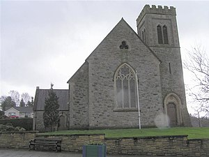 Ballinamallard - Image: Ballinamallard Methodist Church geograph.org.uk 349699
