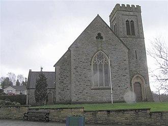 Ballinamallard - Image: Ballinamallard Methodist Church geograph.org.uk 349699
