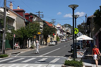 Balmain, New South Wales - Darling Street