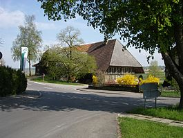 Balm bei Messen village