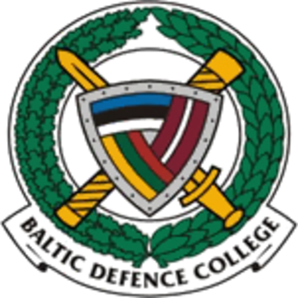 Baltic Defence College - Official emblem of the Baltic Defence College